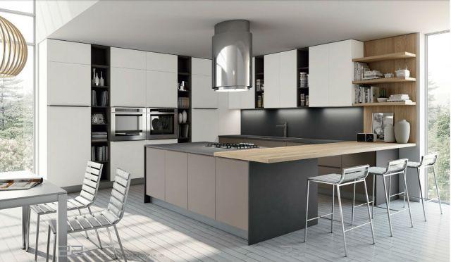 Italsk modern kuchyn olivieri praha for App design interni